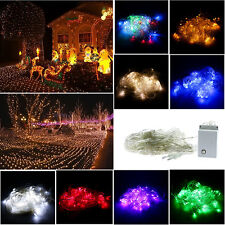 880 LED Net Mesh Fairy Lights Waterproof For Christmas Xmas Party Wedding Decor