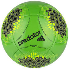 adidas Predator Capitano GL 2013 Soccer BALL Green / Black Brand New