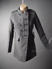 Victorian Military Steampunk Captain Uniform Cutaway Jacket 111 mv Coat S M L