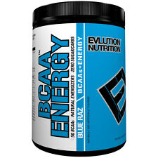 EVL Nutrition BCAA ENERGY - Muscle Building Branch Chain Amino Acid Supplement