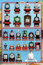 New Thomas the Tank Engine Thomas & Friends Poster