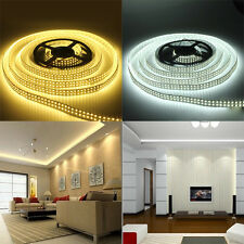 5M RGB 5050 3528 5630 300 600 1200 LED White Warm Strip Light Lamp