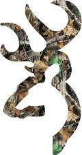 """Browning Style deer camo decal/sticker 2""""- 28"""" Printed and Matte laminated"""