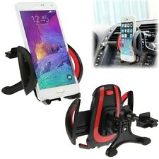 360°Car Air Vent Mount Cradle Holder Stand for Mobile Smart Cell Phone GPS MP3