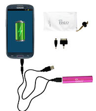 HALO Pocket Power 2800 mAh Portable Power Charger