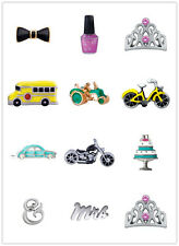 HOTSELL 2014 Floating Charm for Glass Living Memory Locket you choos