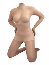 M Bodysuit with Sleeves, Unitard, Leotard with Legs Dance & Sports Wear Tights