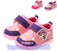 New Cute Baby Girls shoes Toddler Walking shoes Squeaky sound