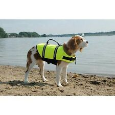Paws Aboard Nenon Yellow Dog Pet Life Jacket Vests Preservers