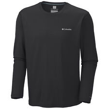Columbia Zero Rules Long Sleeve Shirt - Black