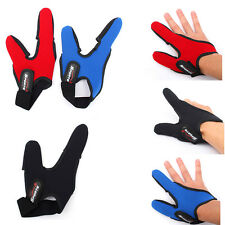 Pro Elastic Single Two-Finger Casting Glove Fishing Two Finger Stall Protector