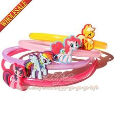 4pcs/set My Little Pony Kids Girls Baby Headbands/Hairband Accessories,Kids Gift