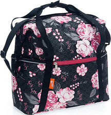 NEW LOOXS BIKE PANNIER DONNA DESIGN VERA SHOPPING SHOULDER BAGS BICYCLE BAGS