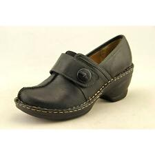 Softspots Lina Leather Clogs Shoes Used