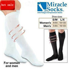 Mens Womens Miracle Socks Anti-Fatigue Compression Socks Unisex Hot Sale