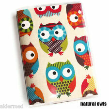 Vinyl  Fabric Passport Holder / Case cover - Many DESIGNS to CHOOSE FROM! pspt 5