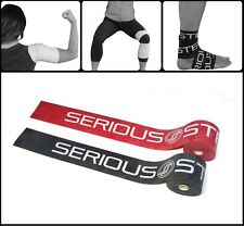 Serious Steel Mobility & Recovery (Floss) Bands | Compression Tack & Flossing