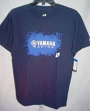 One Industries Yamaha Racing Navy Blue T-Shirt Men's Small, Large, X-Large New