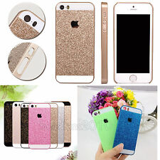New Luxury Shiny Sparkling PC Hard Case Cover for Apple iPhone 4 4S 5 5S 6 6Plus