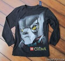 OLD NAVY ~New NWT ~ Boy's M or XL ~ Collectabilitiees LEGO CHIMA P L/S Tee Shirt