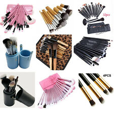 4-36 PCS Makeup Brushes Set Powder Foundation Eyeshadow Eyeliner Lip Brush Tool