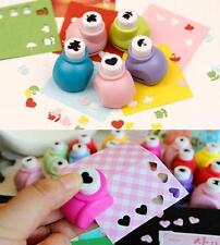Mini Hole Punch Paper Craft Cutter Scrapbook Cards Single toy Printing kid DIY