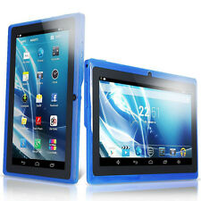 Blue 7 inch Quad Core Google Android 4.4 KitKat Tablet PC MID A33 4GB 8GB 16GB