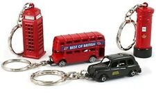 BRITISH MINIATURE LONDON KEY RING BRELOCK KEYCHAIN KEY RING SOUVENIR GIFT