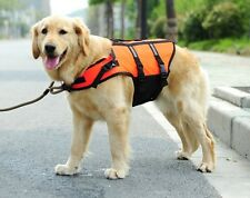 Dog Life Jacket Vest Bouyancy Aid for Boating Sailing Swimming Swim Water