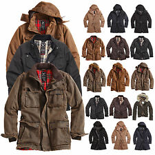 SURPLUS ★  RAW Vintage XYLONTUM™ Winter Jacken & Parkas / Damen & Herren Modelle