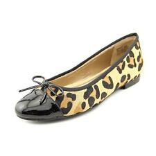Me Too Bally 9 Womens Hair Fur Flats Shoes Used