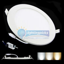 9W/12W/15W/18W/21W Dimmable CREE LED Recessed Ceiling Panel Down Light Bulb Lamp