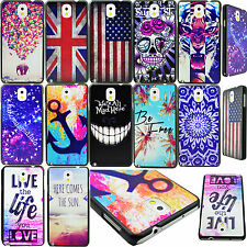 Fashion Plastic Hard Back Case Cover For Samsung Galaxy Note 3 Note III N9000