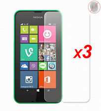 3x Anti-Glare Matte/ HD Clear Screen Protector Guard Film for Nokia Lumia 530