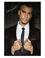 Louis Smith Gloss Black Framed Smart & Sexy Maxi Poster 61x91.5cm