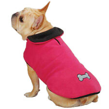 Zack & Zoey Reflective Pet Thermal Dog Jacket Raspberry - XXS,XS,S,S/M,M