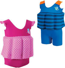Zoggs LEARN TO SWIM BABY FLOAT SUIT Toddler/Child Buoyancy Aid Swimwear Pool