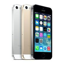 "Apple iPhone 5S 32GB ""Factory Unlocked"" iOS 4G LTE Smartphone"