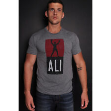 Roots of Fight Ali Icon T-Shirt - Grey