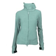 BENCH Funnelneck Fleece warme Sweatjacke Damen Creme De Menthe Minze