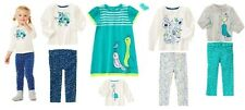 """GYMBOREE Girls""""Happy Blue Bird"""" Dress and Outfits 6 12 18 24 2T 3T 4T 5T"""