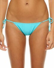 BILLABONG LEIA BRAZILIAN BIKINI BOTTOM BRIEF TURQUOISE VARIOUS SIZES BNWT £16