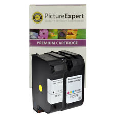 45 ( 51645AE ) & 78 ( C6578AE ) Compatible Black & Colour Ink Cartridges For HP