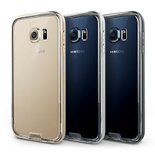 Galaxy S6 Case [VERUS IRON BUMPER] Premium SLIM REAL ALUMINUM Metal Frame Shield