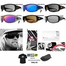 NEW Electric Visual Charge XL  Mens Sport  Wrap Sunglasses Msrp$100