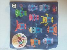 McDonald's 2015 HOME Happy Meal - BNIP - All will available