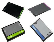 Various Blackberry Phone Battery Batteries Generic Curve Bold Pearl Torch Storm