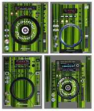 Pioneer CDJ Skin MATRIX Protective Decal ALL MODELS 350 800 900 1000 2000 NEXUS