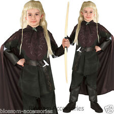 CK384 Legolas Lord of the Rings Boys Child  Book Week Fancy Dress Party Costume