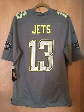 Nike New York Jets AFC NFL 2013 Authentic Pro Bowl Jersey Mens Grey All Sizes